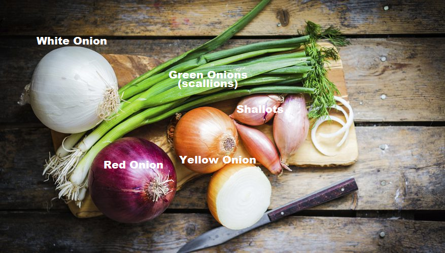The Health Benefits Of Eating Onions